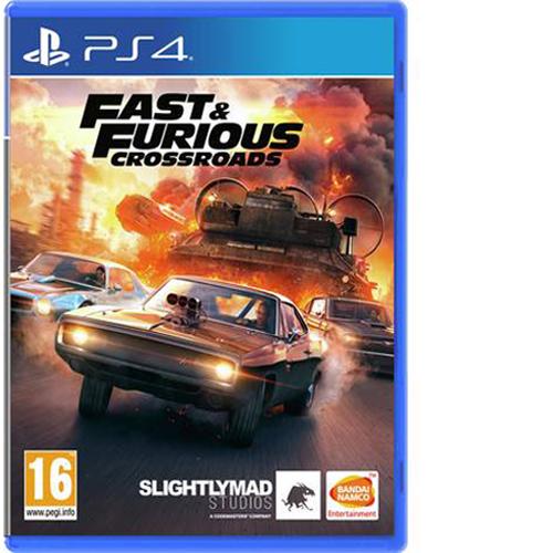 Buy PS4 Fast & Furious Crossroads