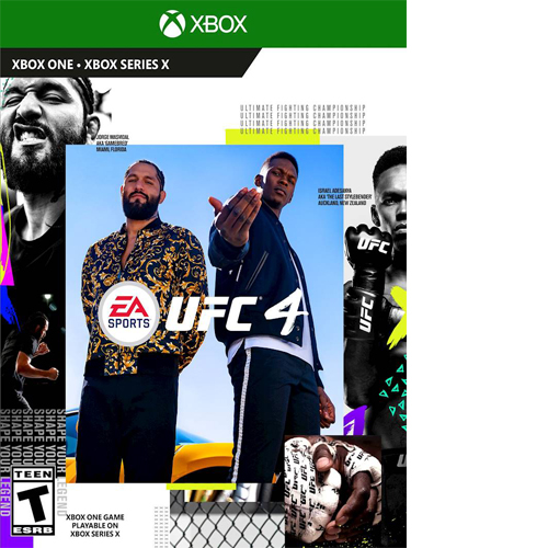Buy Xbox One EA Sports UFC 4
