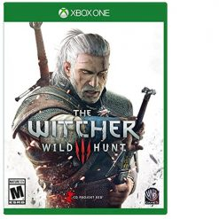 Buy Used Xbox One Witcher 3