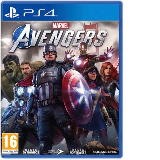 Buy Marvel Avenger for PS4