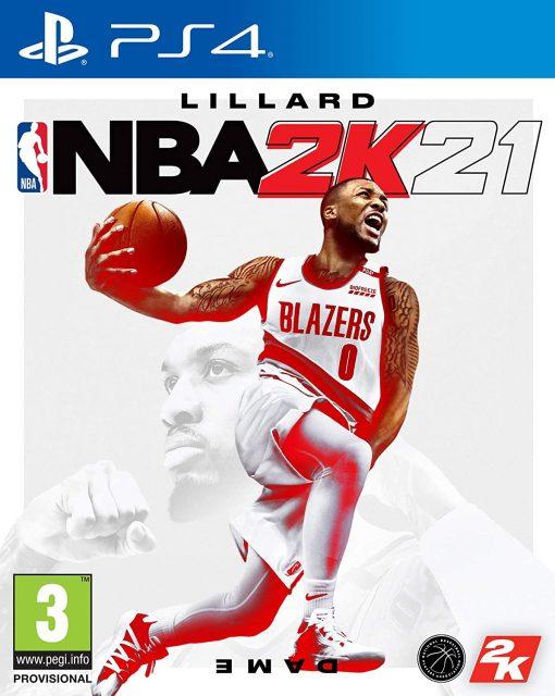 Buy NBA 2K21 PS4 cheapgamesng
