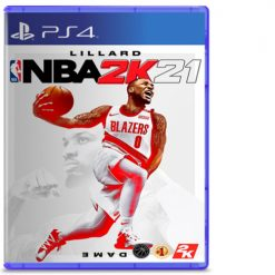 Buy PS4 NBA 2K21 on cheapgamesng.com