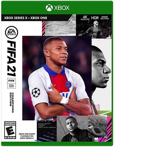 Buy Xbox One FIFA 21