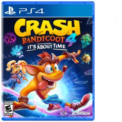 Buy PS4 Crash Bandicoot 4: It's About Time on cheapgamesng.com