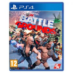 Buy PS4 WWE 2K BATTLEGROUNDS on cheapgamesng.com