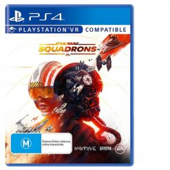 Buy PS4 StarWars Squadrons on cheapgamesng.com