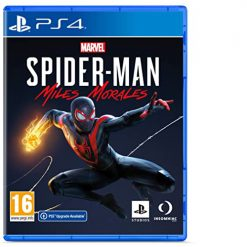 Buy PS4 Spiderman Miles Morales on cheapgamesng.com