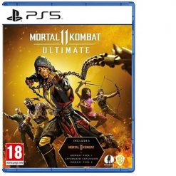 Buy PS5 MK 11- Mortal Kombat Ultimate 11