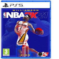 Buy PS5 NBA 2K21 on cheapgamesng.com