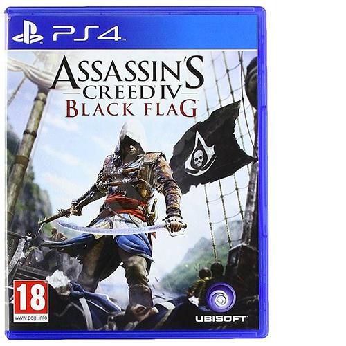 Buy Assassins Creed IV Black Flag PS4
