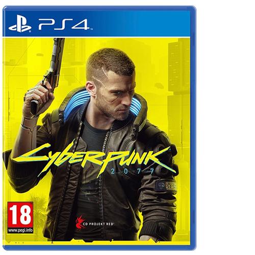 Buy PS4 Cyberpunk 2077