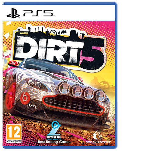 Buy PS5 Dirt 5 on Cheap Games NG