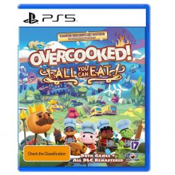 Buy PS5 Overcooked on Cheap Games NG online store