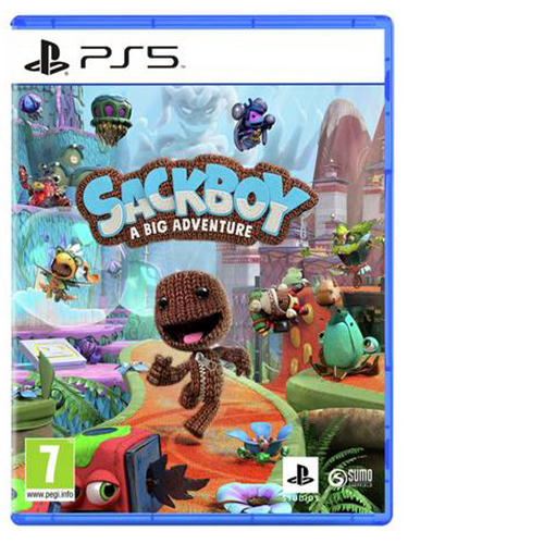 Buy Sackboy A Big Adventure for your PlayStation 5 console on Cheap Games NG online video game store