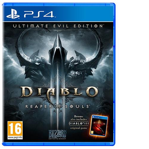 Buy Diablo Reaper of Souls PS4 on cheapgamesng.com