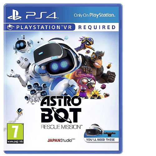 Buy Astro Bot Rescue Mission For Playstation VR on cheapgamesng.com