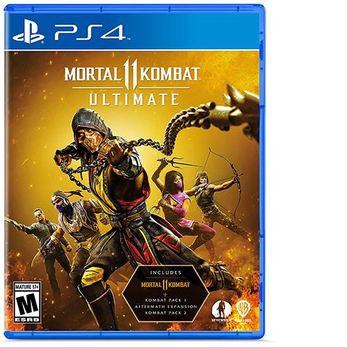 Buy PS4 MK 11- Mortal Kombat Ultimate 11