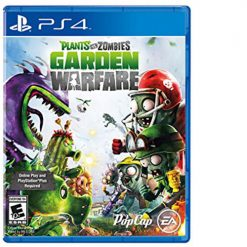 Buy used PS4 Plant Vs Zombies
