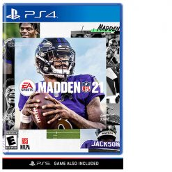 Buy PS4 Madden 21 on Cheapgamesng.com