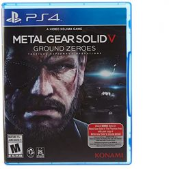 Buy Metal Gear Solid V: Ground Zeroes for your PlayStation Console