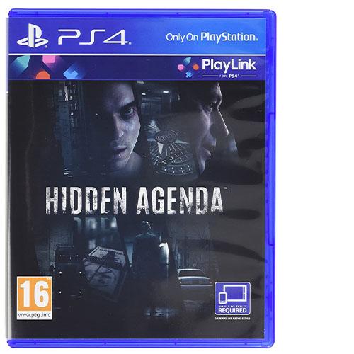 Buy used PS4 Hidden Agenda