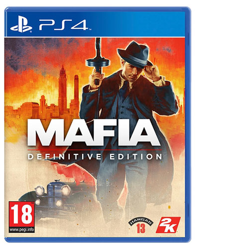 Buy PS4 Mafia Definitive Edition on Cheap Games NG