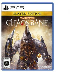 Buy PS5 Warhammer Chaosbane Slayer