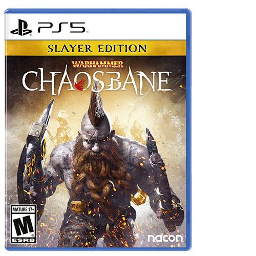 Buy PS5 Warhammer Chaosbane Slayer