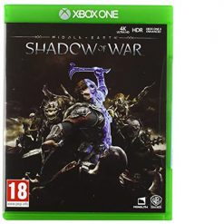 Buy Used Xbox One Shadow of War