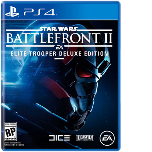 PS4 Battlefront II Elite Trooper Deluxe Edition CHEAPGAMESNG