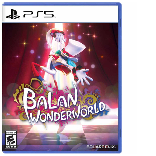 Buy PS5 Balan Wonderworld on cheapgamesng.com