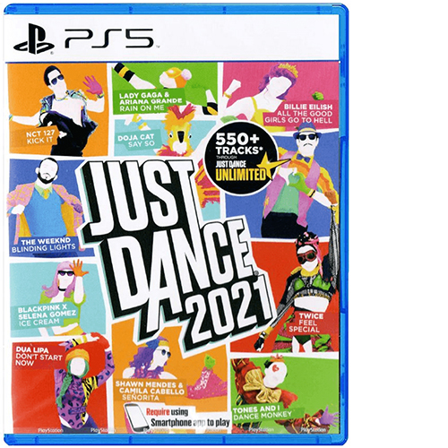 Buy PS5 Just Dance 21 on Cheap Games NG Online Video Game Store