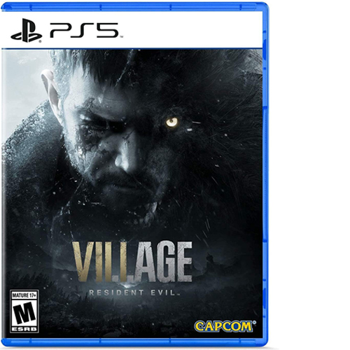 Buy PS5 Resident Evil Village 2 on Cheap Games NG video game store