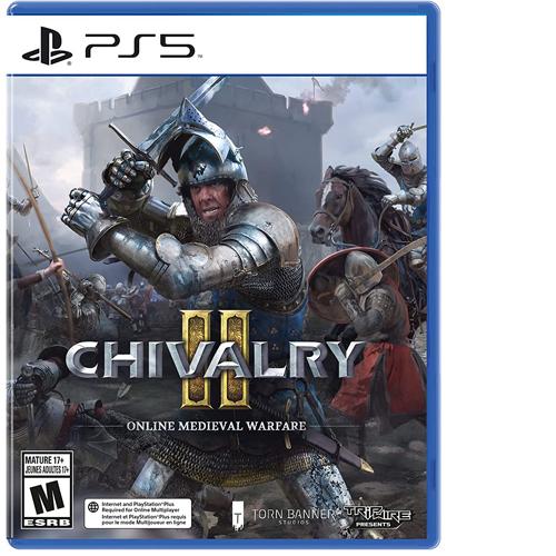 Buy PS5 Chivalry