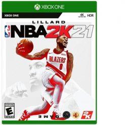 Buy Xbox One NBA 2K21