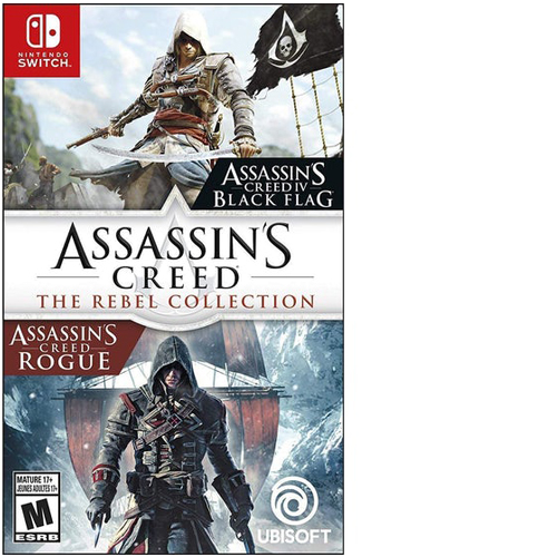 Buy Nintendo Switch Assassins creed the rebel collection