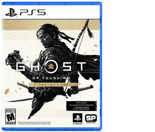 Buy PS5 Ghost of Tsushima Directors Cut