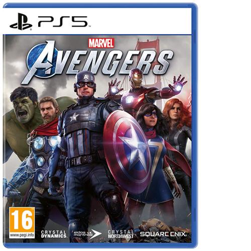 Buy PS5 Marvel Avengers