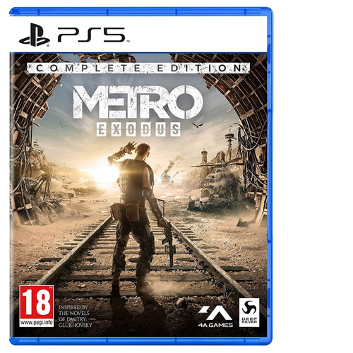 Buy PS5 Metro Exodus