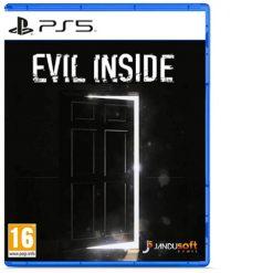 PS5 Buy Evil Inside