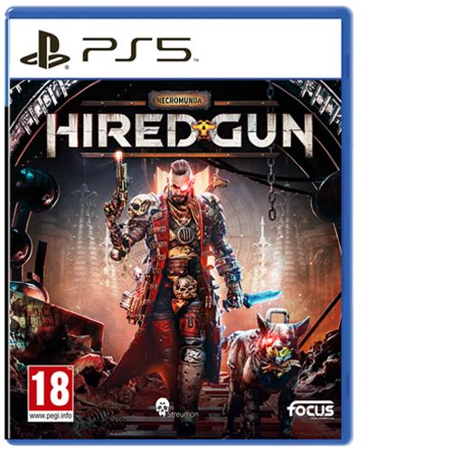 PS5 Necromunda Hired Gun