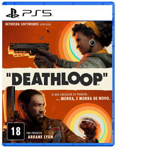 Buy Deathloop PS5