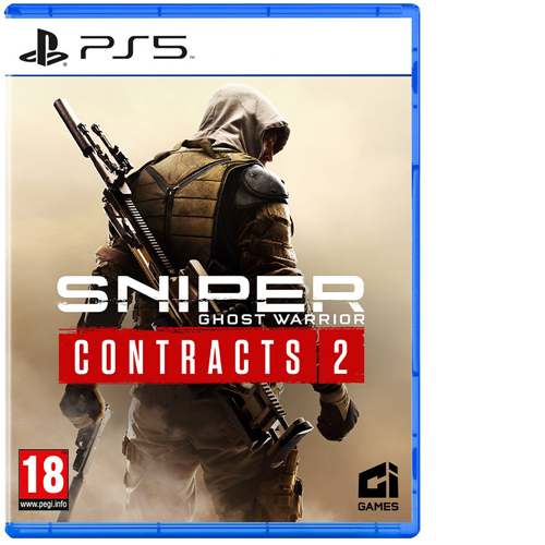 Buy Sniper Ghost Warrior Contracts 2 PS5