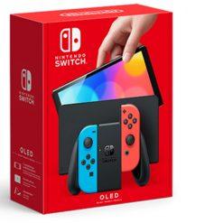 Buy Nintendo Switch – OLED Model Console